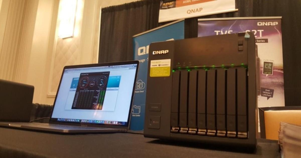 QNAP annuncia il NAS Xeon D a 16-bay e cache SSD - Tom's ... - Tom's Hardware