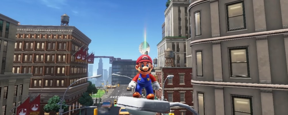 Hands-on Super Mario Odyssey, il re dell'E3 2017