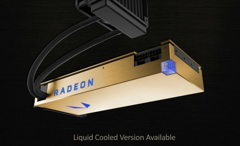 Radeon Vega Frontier Edition spuntano i primi prezzi online