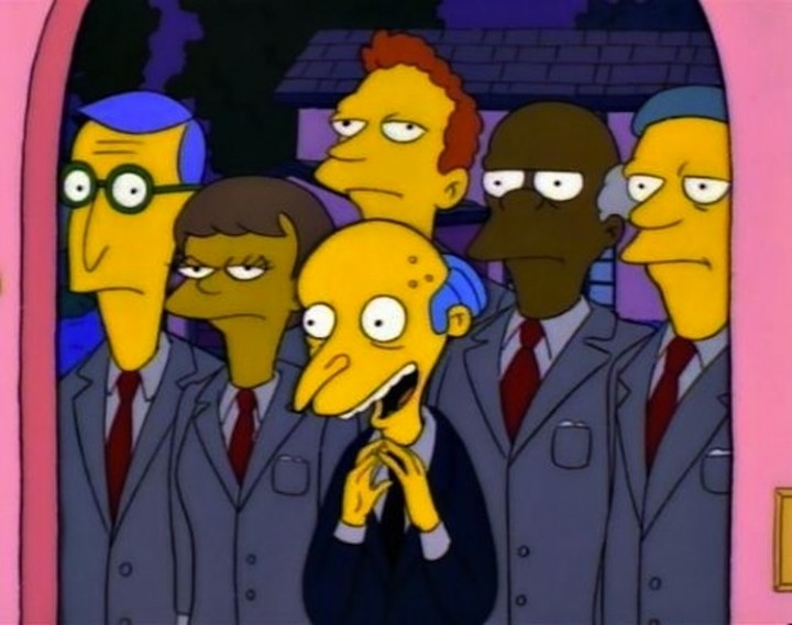 Simpson   Avvocati Mr  Burns