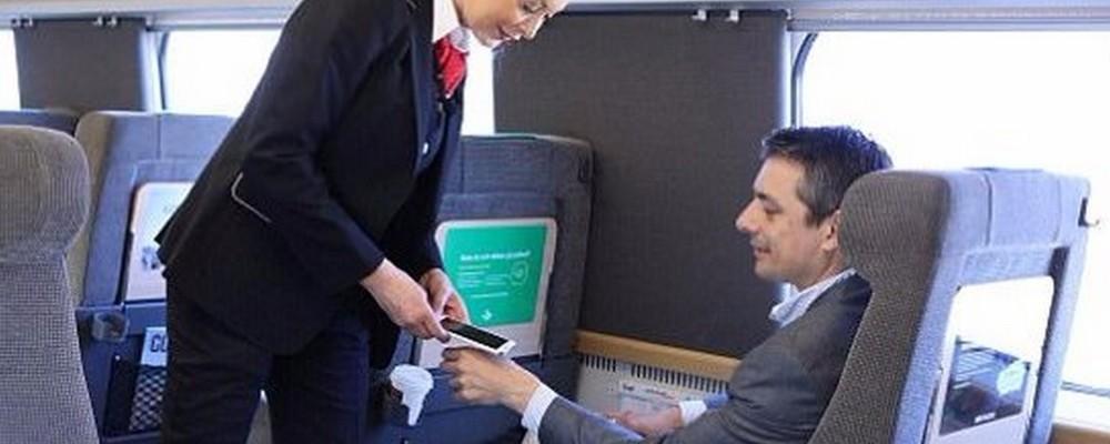 Biglietto del treno superato, ora c'è il chip biometrico