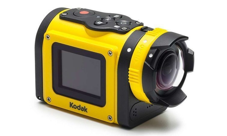 Kodak Pixpro SP1 Action Camera 2 TG w 755