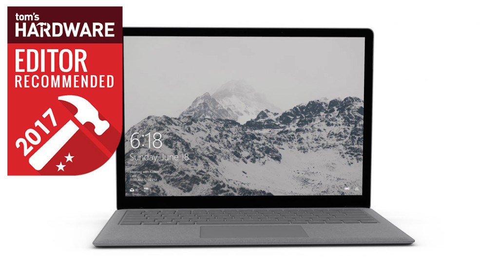 surface laptop recommended