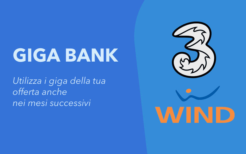 wind tre giga bank
