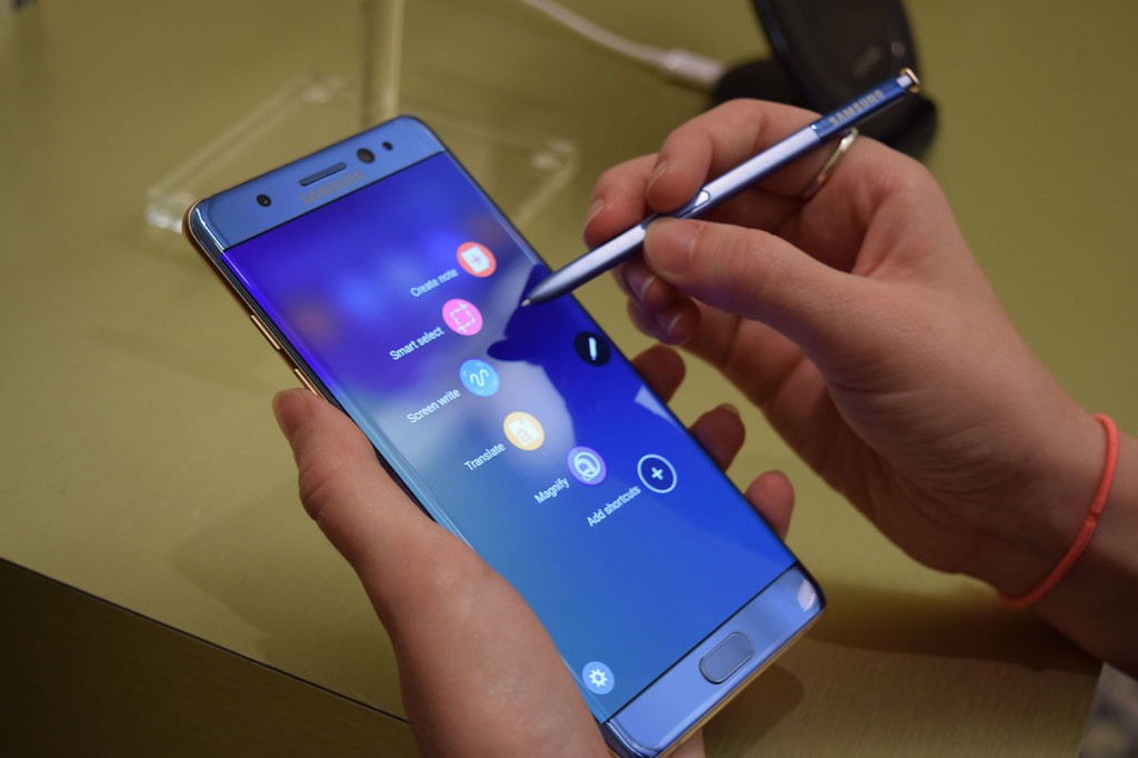 Samsung Galaxy Note 7 FE