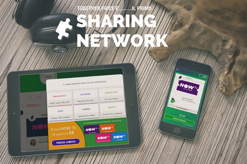 Together Price Sharing Network
