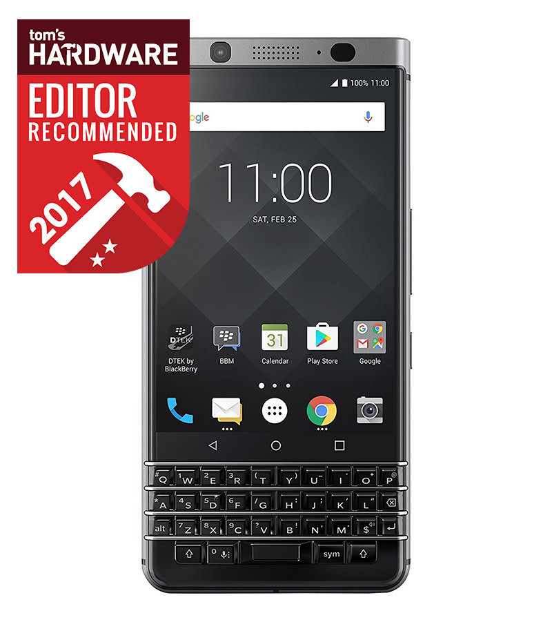 blackberry keyone recommended