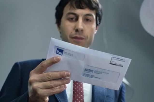 Canone rai in due rate da 50 euro bollettino a gennaio e - Ritardo pagamento canone rai 2017 ...