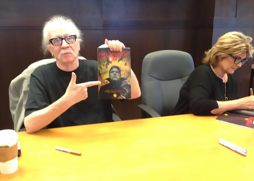 John Carpenter al lavoro su una serie horror prodotta da Syfy