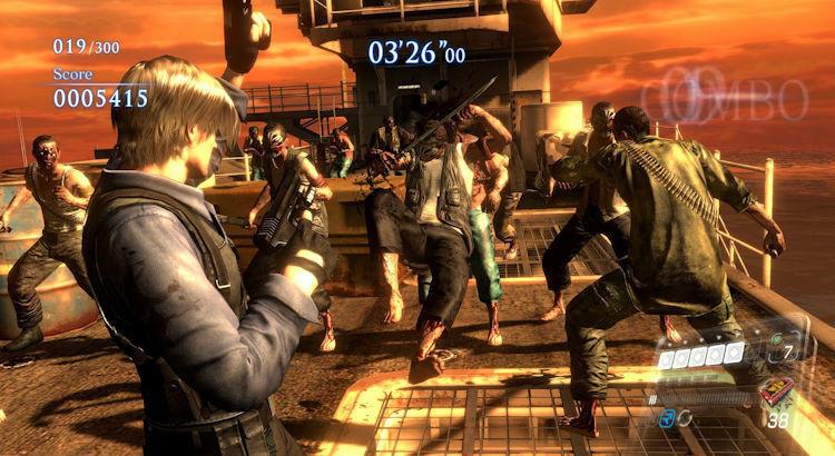 Montagne di zombie nel nuovo Humble Capcom Rising Bundle