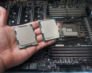 Recensione Intel Core i7-7740X Kaby Lake-X