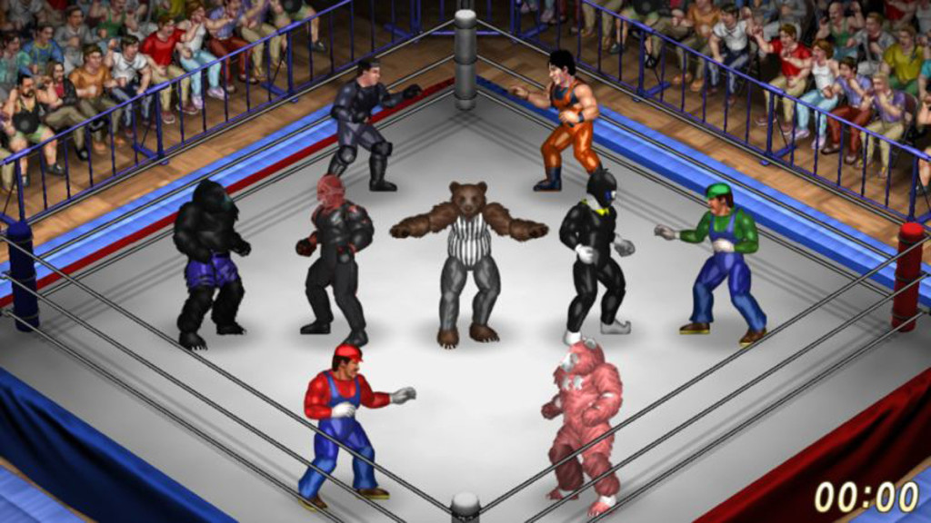 Un simulatore di wrestling è un successone su Steam - Tom's Hardware