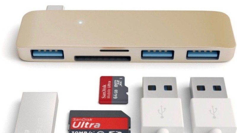 Satechi Type-C USB 3.0