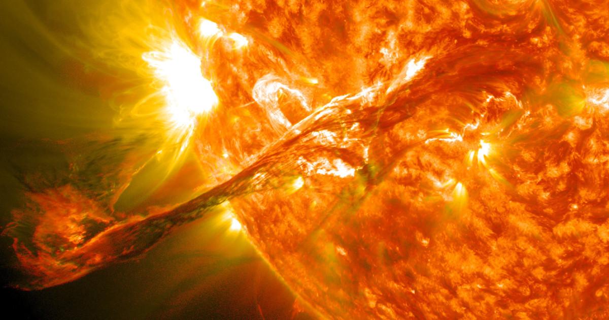 Guardate il Sole in 4K nel nuovo video della NASA