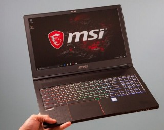 MSI GS63VR Stealth Pro Max-Q, grafica al top in 1,7 cm