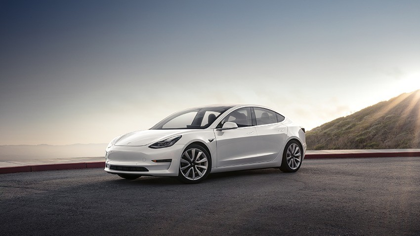 Model 3 Mountain   Pearl