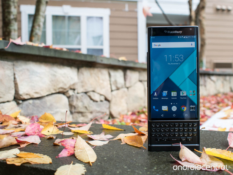 blackberry priv hero