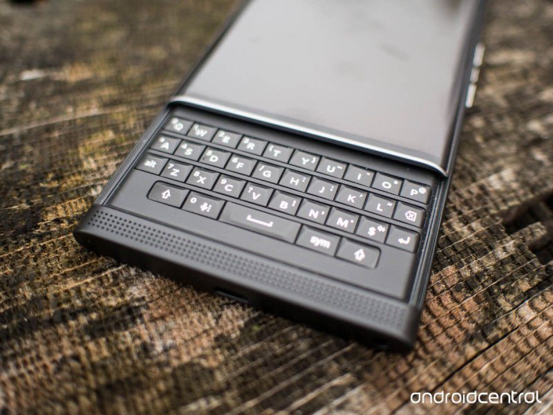 Il nuovo BlackBerry Priv con Android è disponibile in Italia