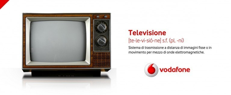 Vodafone TV youtube