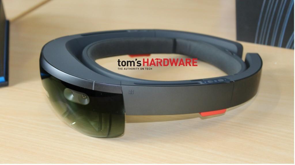 Microsoft HoloLens, lo abbiamo provato: un salto nel futuro! - Tom's Hardware