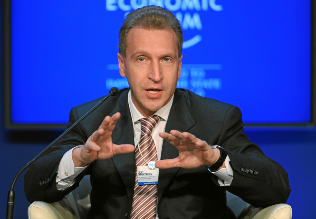 Igor Shuvalov   World Economic Forum Annual Meeting 2011[1]