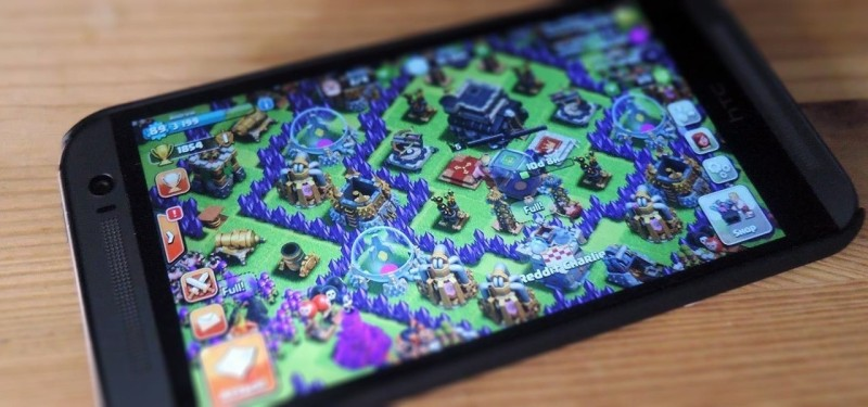 Clash of Clans 2015 Update