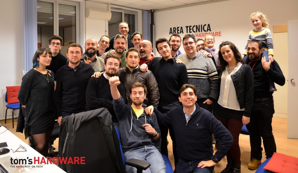 Tom's Hardware Italia team