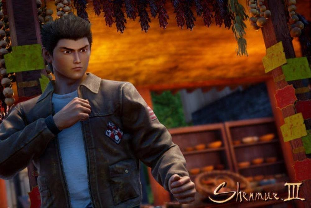 shenmue 3 ps4 5538