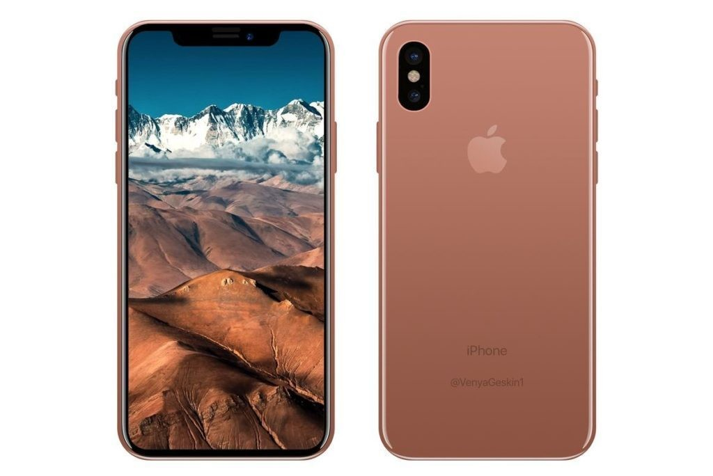 iPhone 8 novità