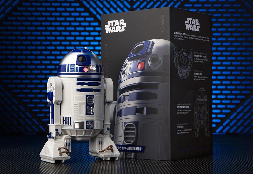 Star Wars: arrivano i nuovi droidi R2-D2 e BB-9E compatibili con iPhone