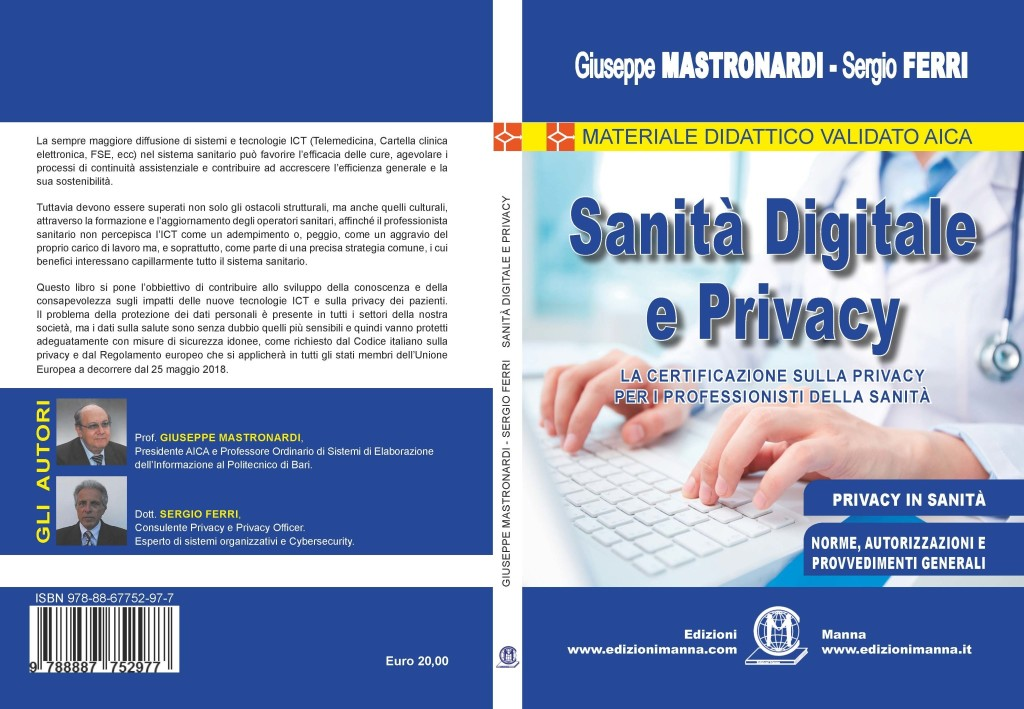Sanita Digitale Privacy