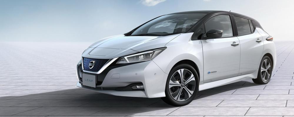 Nissan Leaf 2018, accelera e frena con un unico pedale ...