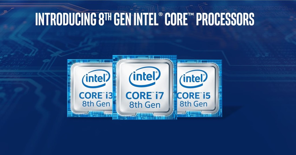 intel core 8th gen