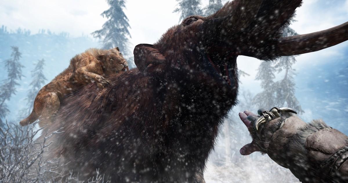 Far Cry: Primal si svela con il primo trailer di gameplay