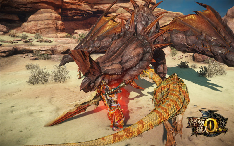 Monster Hunter Online (2)