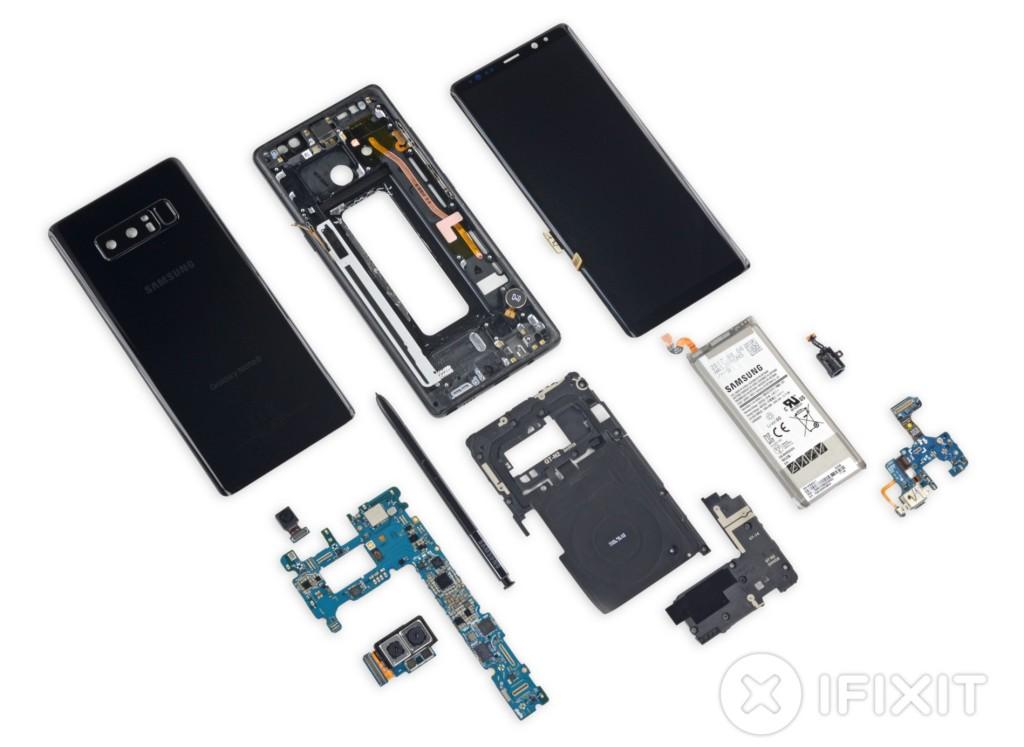 Numeri da record per i pre-ordini di Samsung Galaxy Note 8