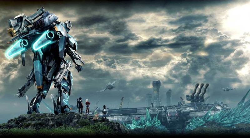 xenoblade chronicles x1
