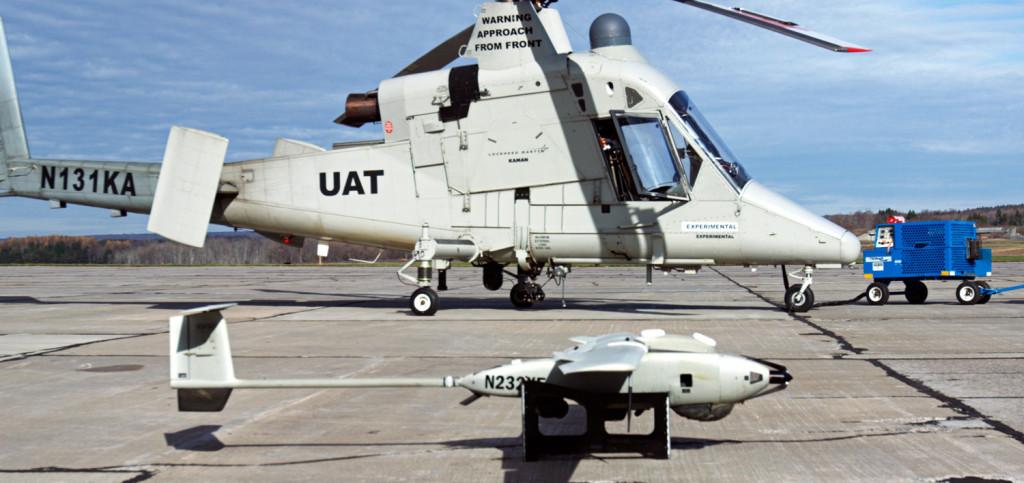 Elicottero senza pilota e drone spengono gli incendi - Tom's Hardware
