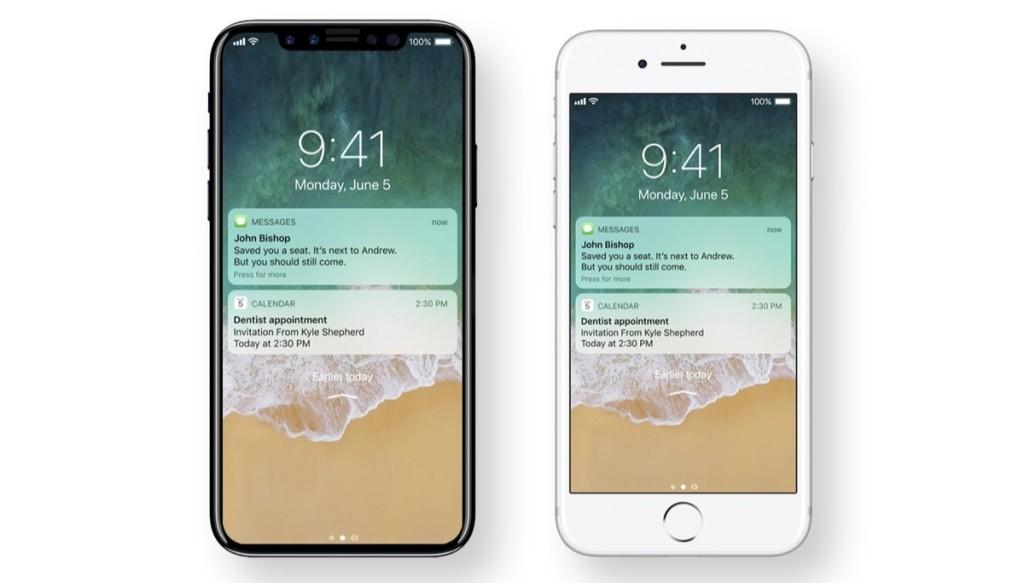 Samsung guadagnerà più da iPhone X che dal Galaxy S8
