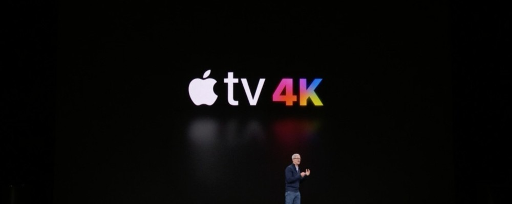 Apple TV 4K è ufficiale, supporto HDR e tanta multimedialità