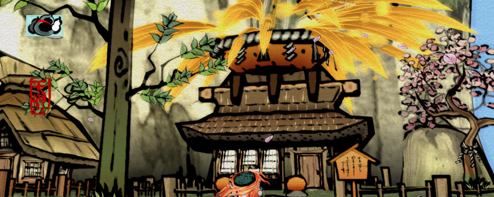 Okami finalmente anche su PS4, Xbox One e PC!