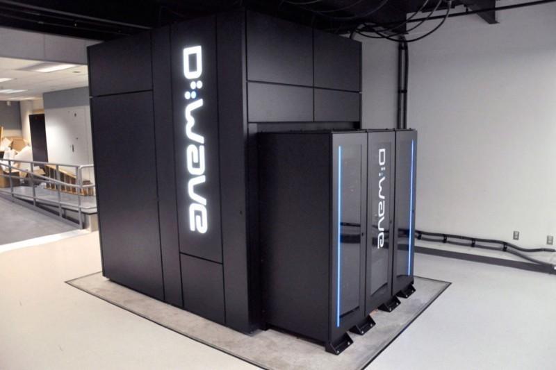Il computer quantistico di Google è una scheggia