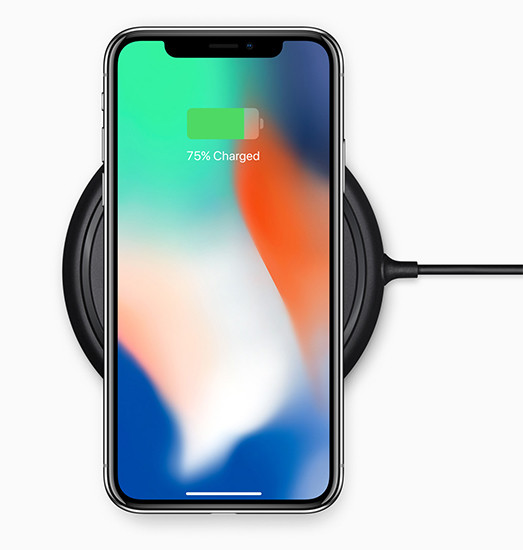 iphonex charging dock front