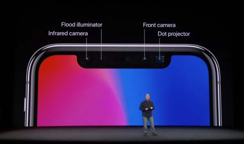 Face ID iphone X 0917