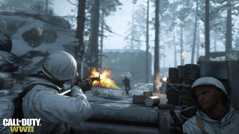 Call of Duty WWII - presto la beta disponibile anche su pc