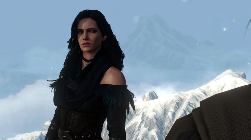 Yennefer The Witcher 3