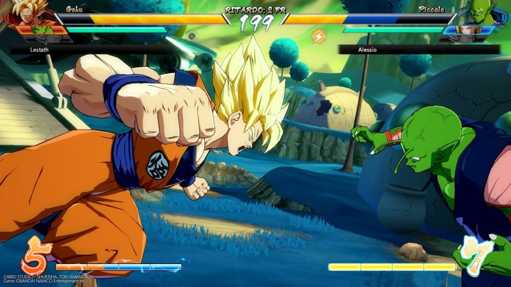 DRAGON BALL FighterZ Closed Beta 20170916185812