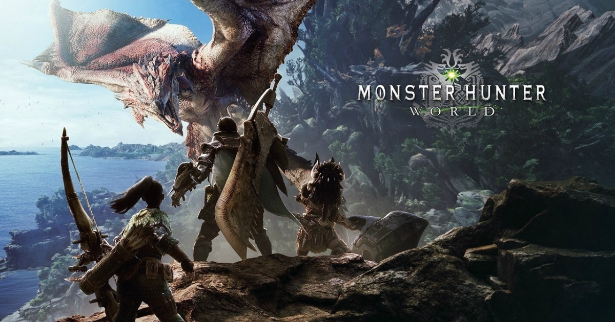 Monster Hunter World ha una data ufficiale e arriva su PC
