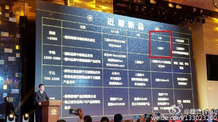 galaxy s7 china mobile story