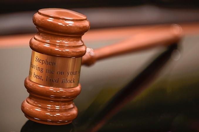 martello tribunale